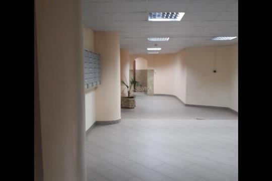 3-комнатная квартира, 126.1 м2, 21 этаж