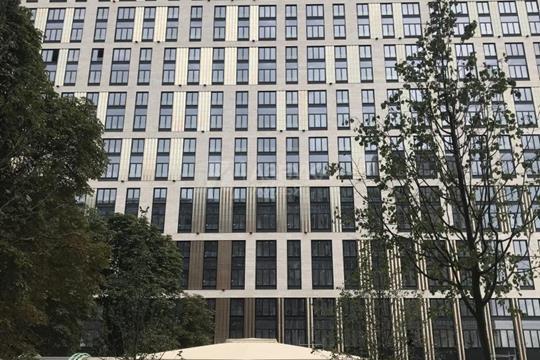 4-комнатная квартира, 106 м<sup>2</sup>, 12 этаж