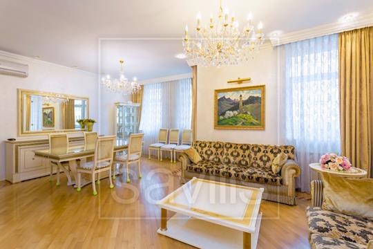 5-комнатная квартира, 176 м<sup>2</sup>, 21 этаж