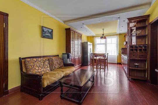 4-комнатная квартира, 165 м2, 8 этаж
