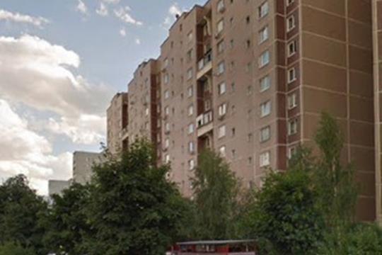 3-комн квартира, 75.3 м2, 1 этаж