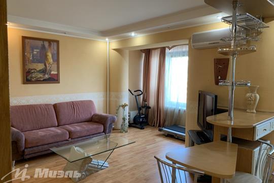 2-комнатная квартира, 74.3 м<sup>2</sup>, 15 этаж