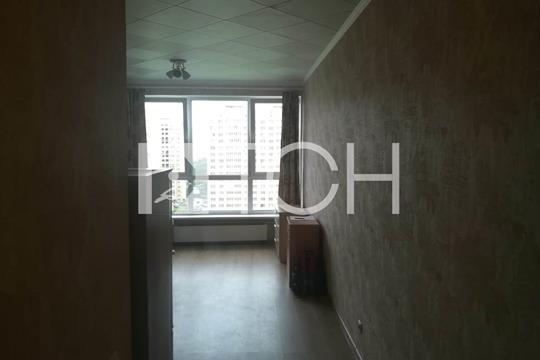 1-комнатная квартира, 26 м2, 12 этаж