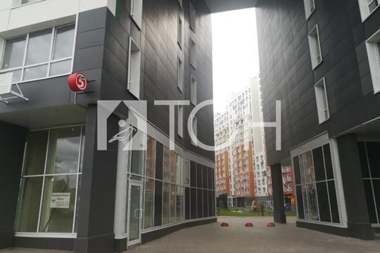 2-комнатная квартира, 57.3 м2, 6 этаж