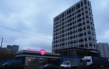 3-комнатная квартира, 88 м2, 18 этаж