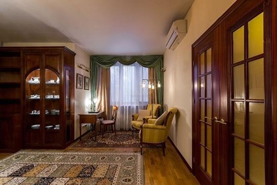 2-комнатная квартира, 93 м2, 5 этаж