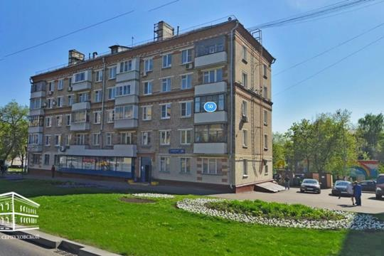 2-комн квартира, 42 м2, 3 этаж