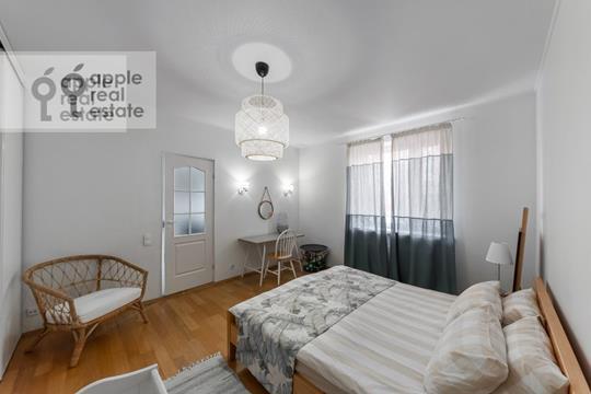 3-комнатная квартира, 82 м2, 4 этаж