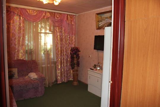 2-комн квартира, 47 м2, 1 этаж