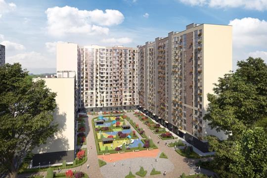 2-комнатная квартира, 59 м<sup>2</sup>, 3 этаж