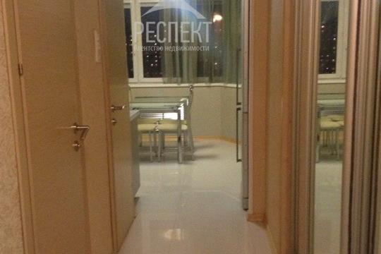 3-комнатная квартира, 80 м<sup>2</sup>, 12 этаж