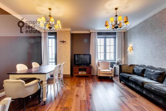 3-комнатная квартира, 98 м<sup>2</sup>, 2 этаж