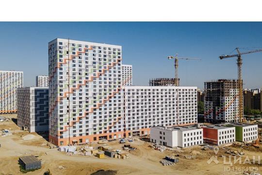 4-комнатная квартира, 108.1 м2, 12 этаж