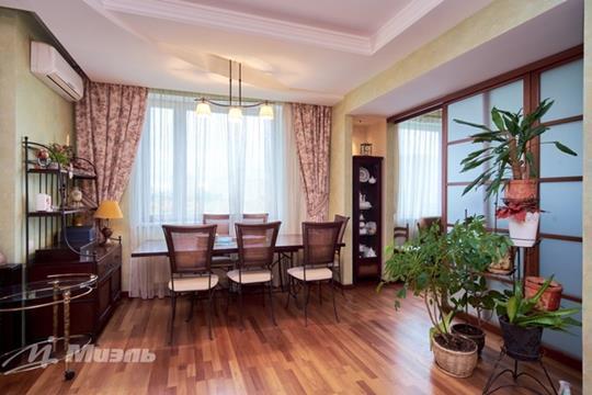4-комн квартира, 160 м2, 6 этаж