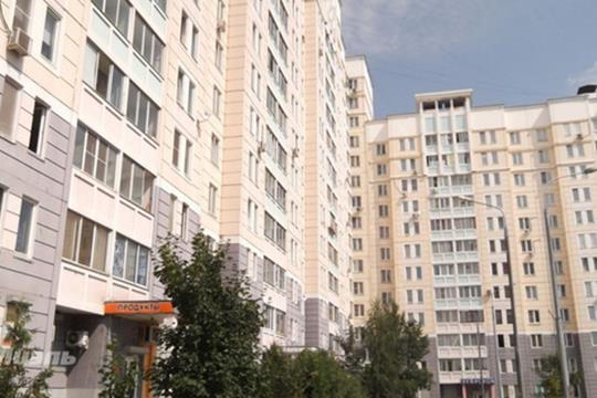 3-комнатная квартира, 72.1 м2, 12 этаж