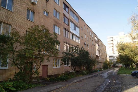 1-комн квартира, 32.4 м2, 1 этаж