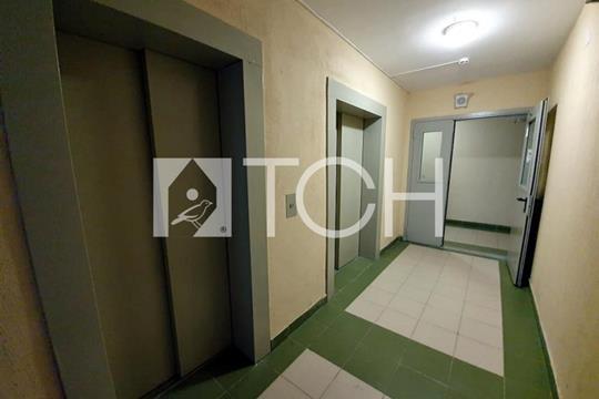 1-комнатная квартира, 35 м2, 12 этаж
