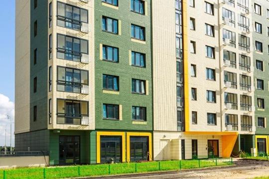 2-комнатная квартира, 58 м<sup>2</sup>, 12 этаж