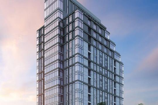 2-комнатная квартира, 156 м<sup>2</sup>, 7 этаж