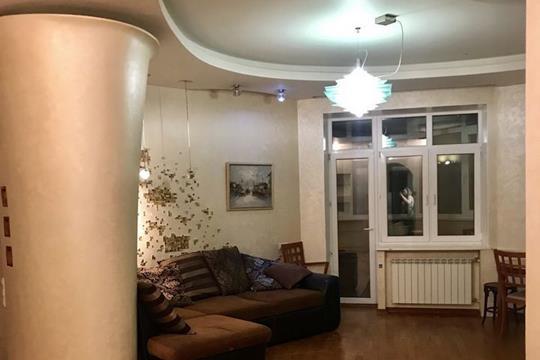 3-комнатная квартира, 119 м<sup>2</sup>, 2 этаж
