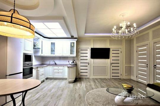 4-комнатная квартира, 105 м<sup>2</sup>, 26 этаж