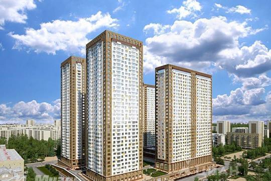 4-комнатная квартира, 133.4 м<sup>2</sup>, 8 этаж