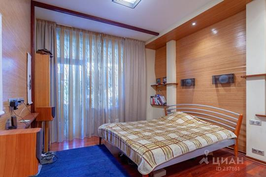 Многокомнатная квартира, 168 м<sup>2</sup>, 4 этаж