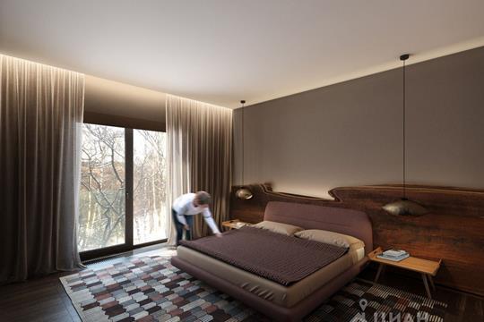 4-комнатная квартира, 152.5 м<sup>2</sup>, 4 этаж