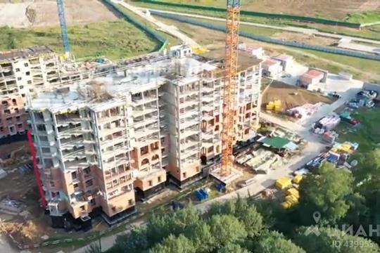 1-комнатная квартира, 39.9 м<sup>2</sup>, 2 этаж