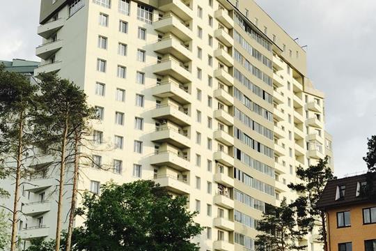3-комнатная квартира, 139 м<sup>2</sup>, 10 этаж