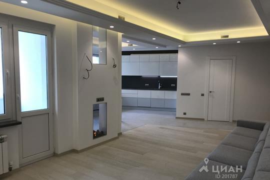 5-комнатная квартира, 149.5 м<sup>2</sup>, 3 этаж