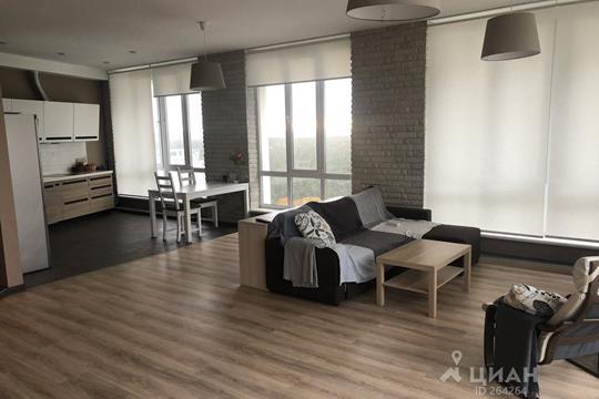 2-комнатная квартира, 86.2 м<sup>2</sup>, 15 этаж