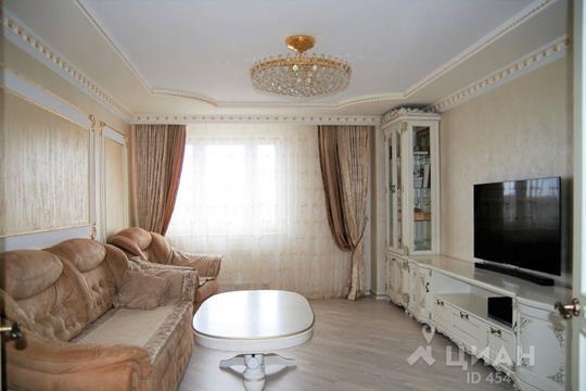 3-комнатная квартира, 105.7 м<sup>2</sup>, 3 этаж