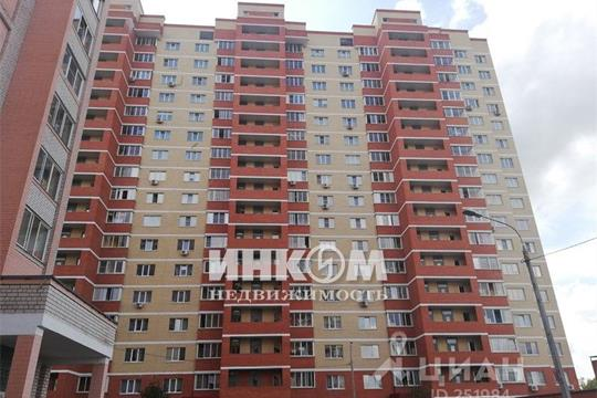 2-комнатная квартира, 60.5 м<sup>2</sup>, 17 этаж