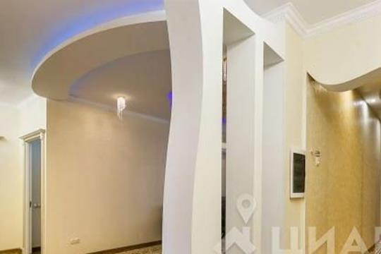 4-комнатная квартира, 125 м<sup>2</sup>, 11 этаж