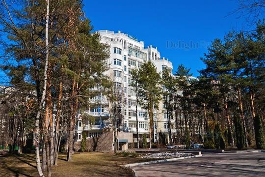 Квартира свободной планировки, 696 м<sup>2</sup>, 9 этаж