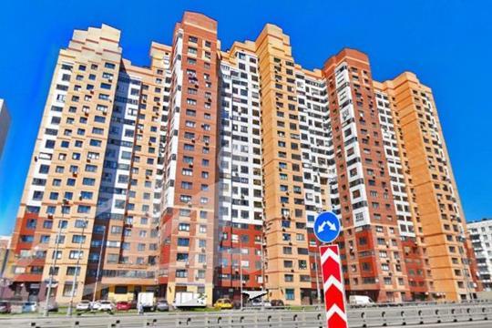 1-комнатная квартира, 38 м2, 3 этаж