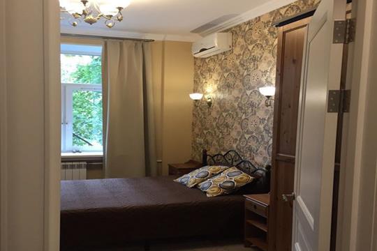 2-комнатная квартира, 57 м2, 4 этаж