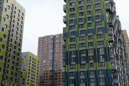 3-комнатная квартира, 94 м<sup>2</sup>, 13 этаж