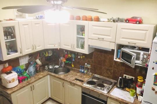 1-комнатная квартира, 35 м<sup>2</sup>, 4 этаж