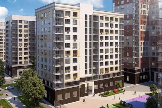 4-комнатная квартира, 107.2 м<sup>2</sup>, 5 этаж