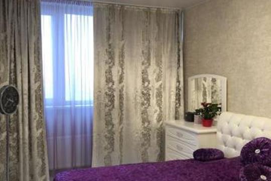 1-комнатная квартира, 47 м<sup>2</sup>, 16 этаж