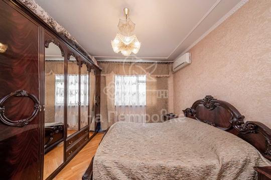 3-комнатная квартира, 74.4 м<sup>2</sup>, 8 этаж