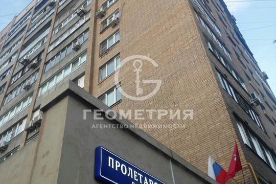 2-комнатная квартира, 53 м<sup>2</sup>, 9 этаж