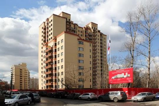 2-комнатная квартира, 86 м<sup>2</sup>, 9 этаж