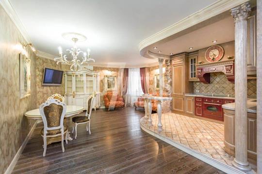 4-комнатная квартира, 180 м<sup>2</sup>, 20 этаж