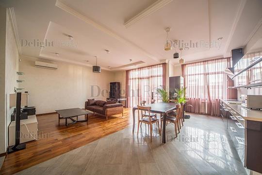 2-комнатная квартира, 120 м<sup>2</sup>, 4 этаж