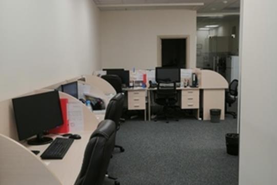 Офис, 74 м<sup>2</sup>, класс A