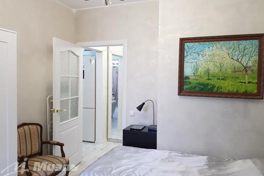 2-комнатная квартира, 39.3 м<sup>2</sup>, 10 этаж