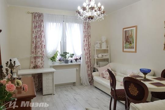 1-комнатная квартира, 39.3 м<sup>2</sup>, 10 этаж